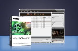 ImTOO AVI to SWF Converter