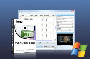 ImTOO DVD to Subtitle Converter