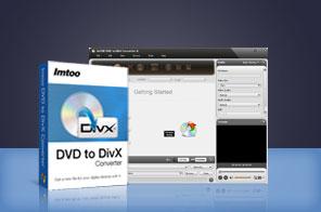 ImTOO DVD to DivX Converter