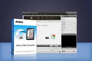 ImTOO DVD to iPad Converter