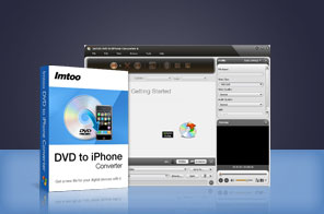 ImTOO DVD to iPhone Converter