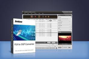 ImTOO FLV to 3GP Converter