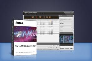 ImTOO FLV to MPEG Converter