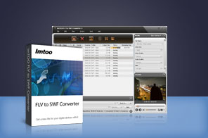 ImTOO FLV to SWF Converter