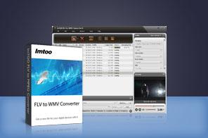 ImTOO FLV to WMV Converter