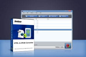 ImTOO HTML to EPUB Converter