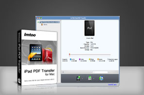 ImTOO iPad PDF Transfer for Mac