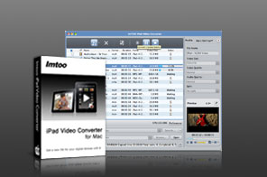 ImTOO iPad Video Converter for Mac