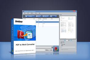 ImTOO PDF to Word Converter