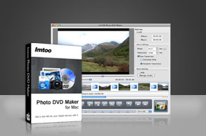 ImTOO Photo DVD Maker for Mac