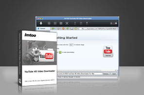ImTOO YouTube HD Video Downloader for Mac