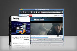ImTOO YouTube to iPhone Converter for Mac