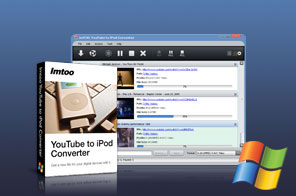 ImTOO YouTube to iPod Converter