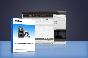 ImTOO Zune HD Video Converter