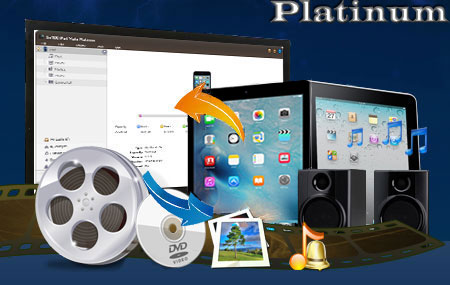 iPad Mate Platinum