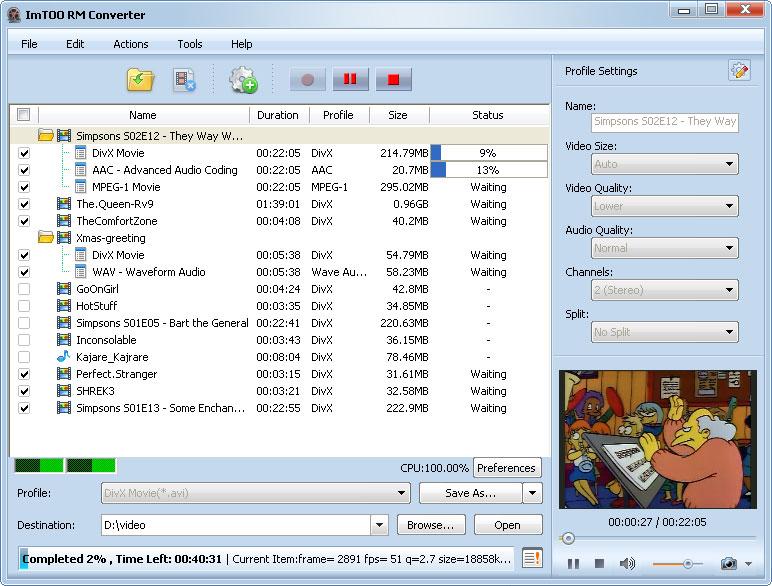 التعريب 617 ImTOO Converter لتحويل rm-converter-standar